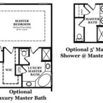 Drayton Master Bath Options