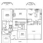 Georgetown IV Standard First Floor