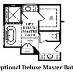 Havenwood Optional Deluxe Master Bath