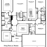 Pierce First Floor w/Optional Bonus Room