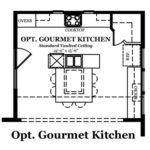 Hargrove Optional Gourmet Kitchen