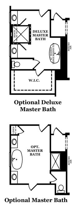 Westminster Optional Finished Basement 2