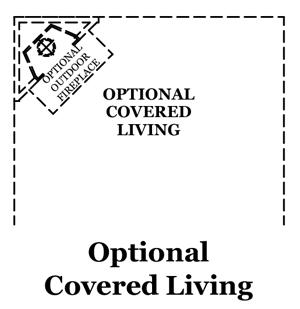 Cameron II Optional Covered Living