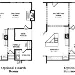Carlisle-Optional Hearth or Sunroom