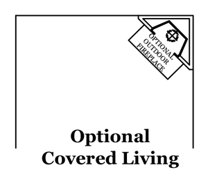Dover II Optional Covered Living