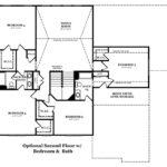 Newcastle Optional Second Floor with Bedroom & Bath