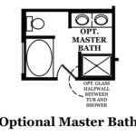 Drake Optional Master Bath