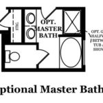 Edison Optional Master Bath