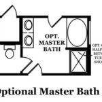 Fleming Optional Master Bath
