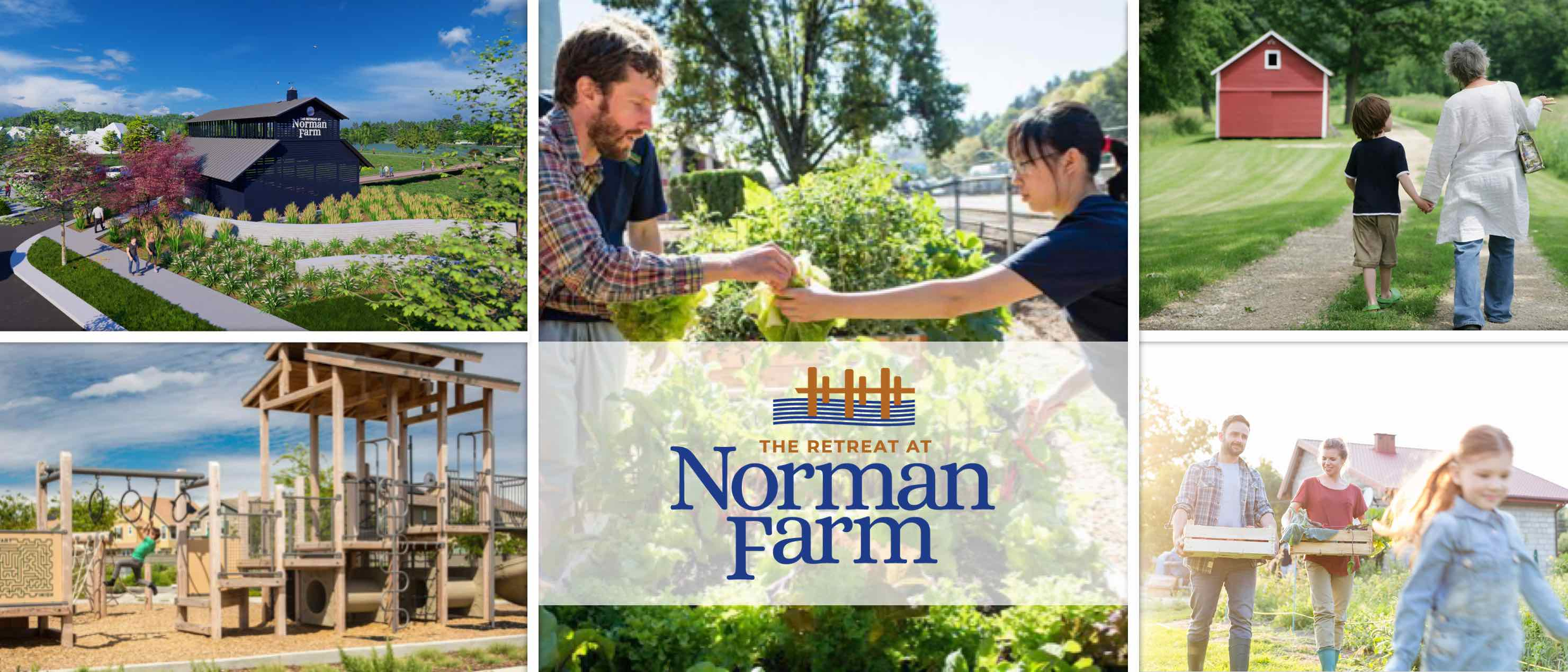 Norman Farms Updated