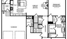 Foxglove Farm Westbrooke First Floor -Lot-7