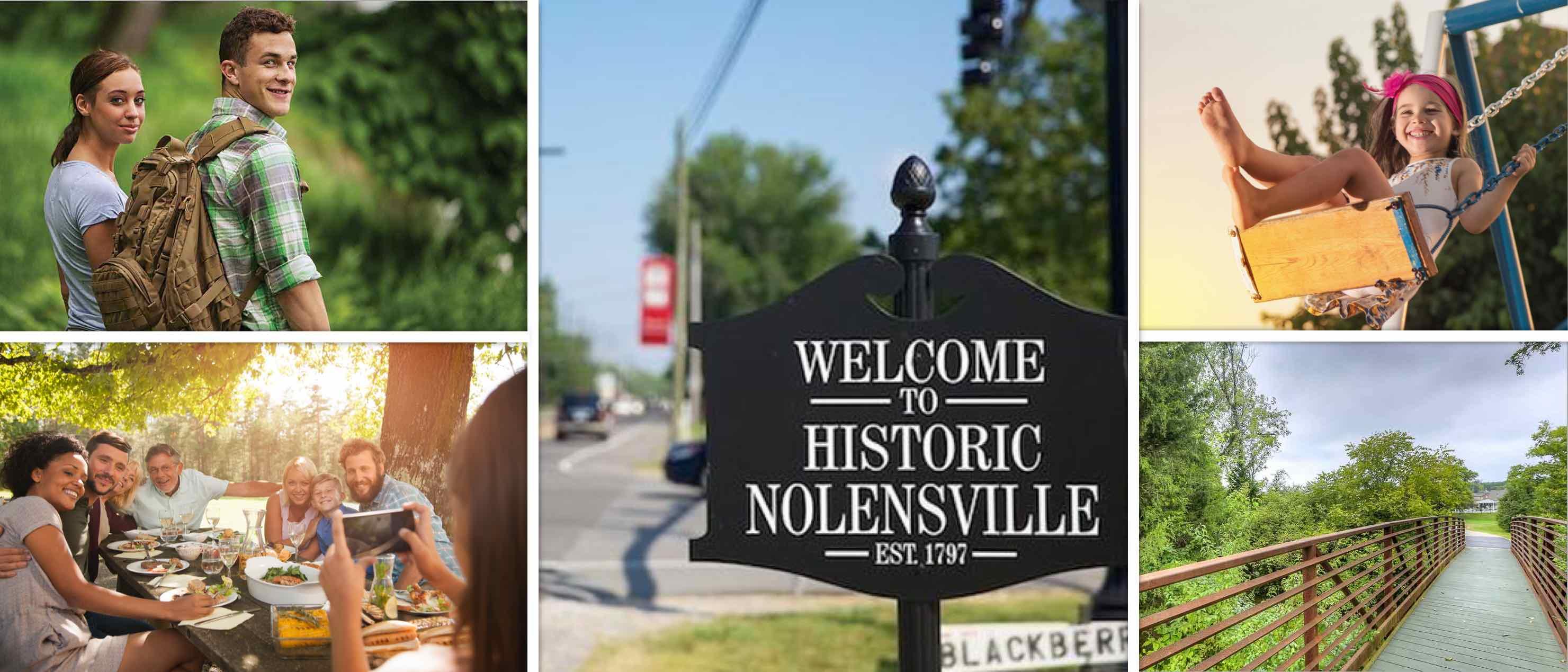 New community in Nolensville, TN