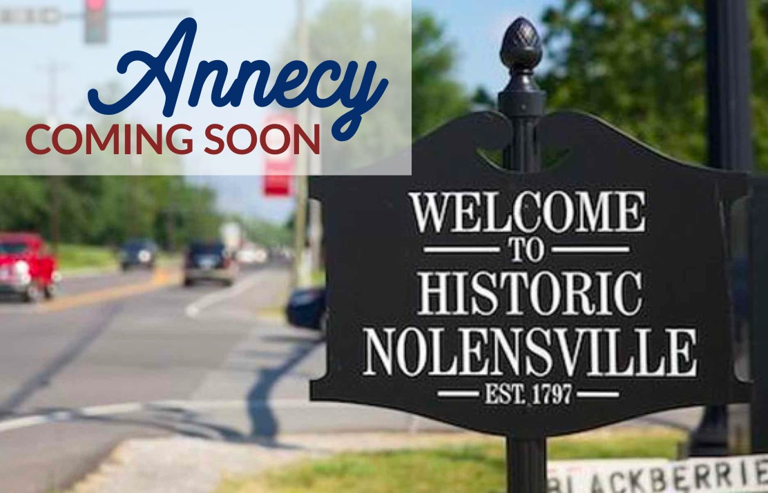 Annecy Coming Soon to Nolensville