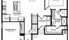 Armstrong Optional First Floor with Optional Bonus