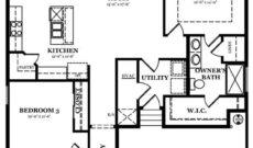 Armstrong Standard First Floor
