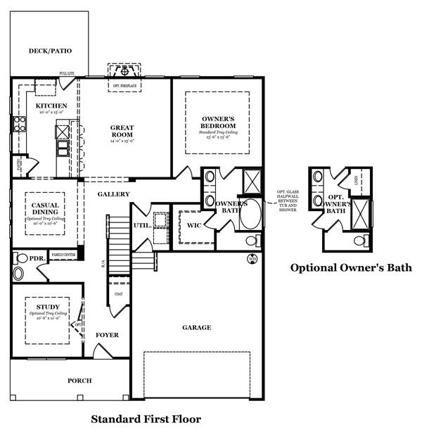 Hensley Standard Second Floor