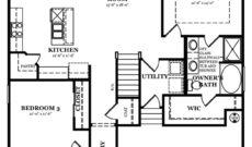 Albright First Floor with Optional Bonus Room