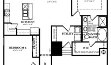 Albright Standard First Floor