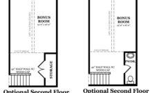 Audubon Second Floor Options