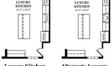 Tenesdale Luxury Kitchen Options