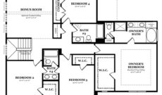 Ainsley III Optional Second Floor