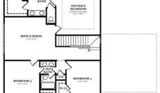 Calhoun Optional Second Floor