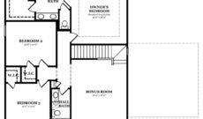 Calhoun Standard Second Floor