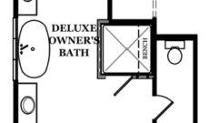 Cameron II Optional Deluxe Owner's Bath