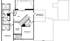 Claybrooke Standard Second Floor