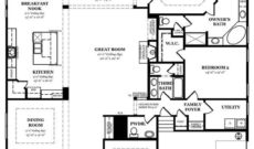 Danbury IV Standard First Floor
