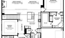 Dover II Standard First Floor