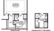Drayton Owner's Bath Options