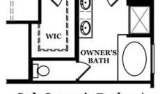 Drayton Standard Owner's Bath