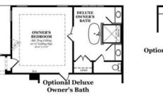 Dresden Owner's Bath Options