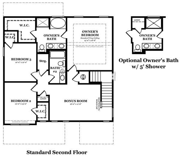Durand Standard First Floor