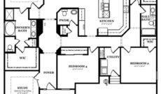 Pierce Optional Fourth Bedroom