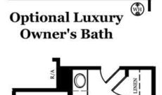 Russell II Owner's Bath Options