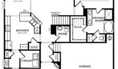 Russell II Standard First Floor
