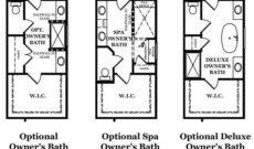 Bradford Owner's Bath Options
