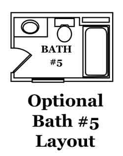Rainsford Optional 5th Bath
