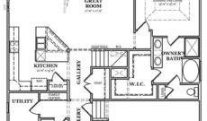 Rockwell Standard First Floor