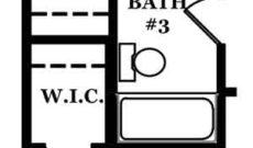 Annandale Optional Hall Bath
