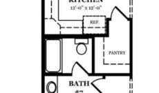 Madison Optional Bedroom & Bath