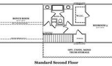 Manchester III Standard Second Floor