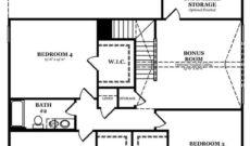 Rockwell II Standard Second Floor