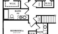 Russell II Optional Third Bath