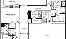 Adams Standard First Floor