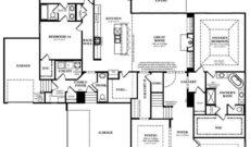 Ashford Standard First Floor with Optional Bonus Room