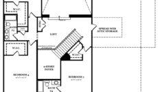 Carlisle-Standard Second Floor