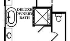Corbridge Optional Deluxe Owner's Bath